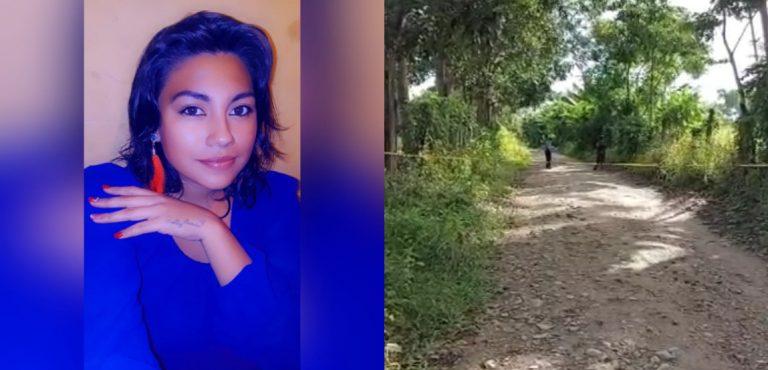 Identifican la mujer ensabanada en Omoa que estaba desaparecida