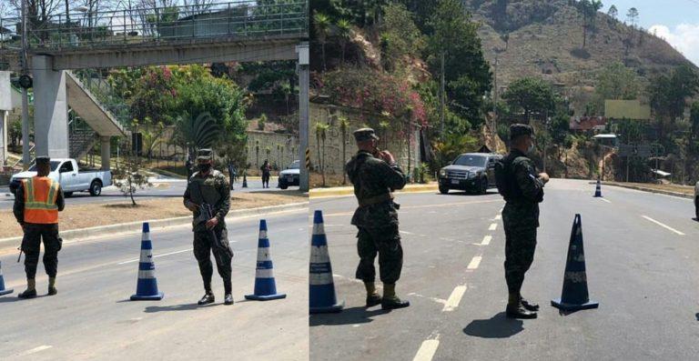 """FFAA reactiva """"Candado"""" y harán operativos en Honduras"""
