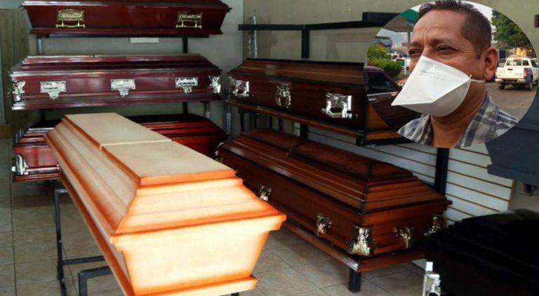 Funerarias: Entre 10 y 15 % subirá precio de ataúdes