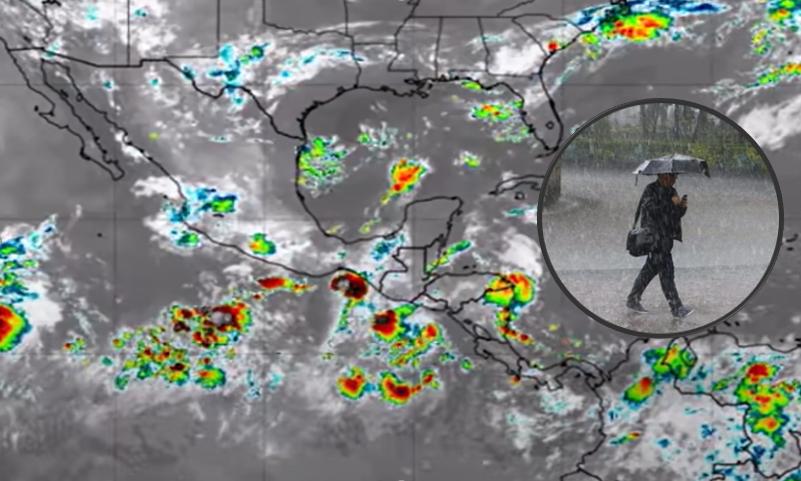huracanes en agosto 2021