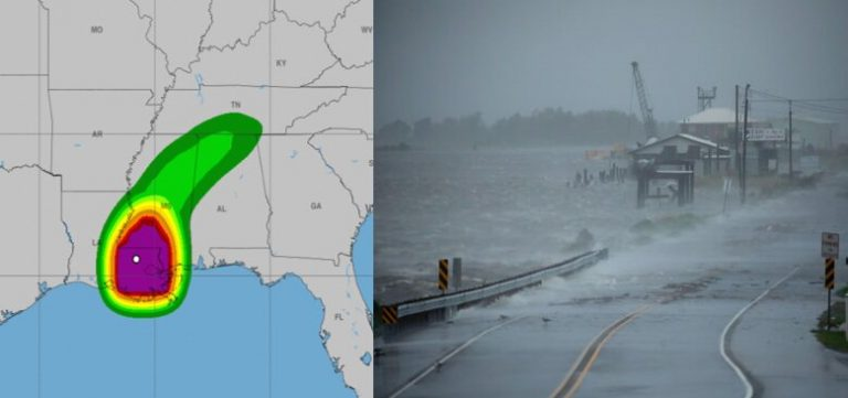 Ida se degrada a tormenta tropical pero deja amenazas de tornados