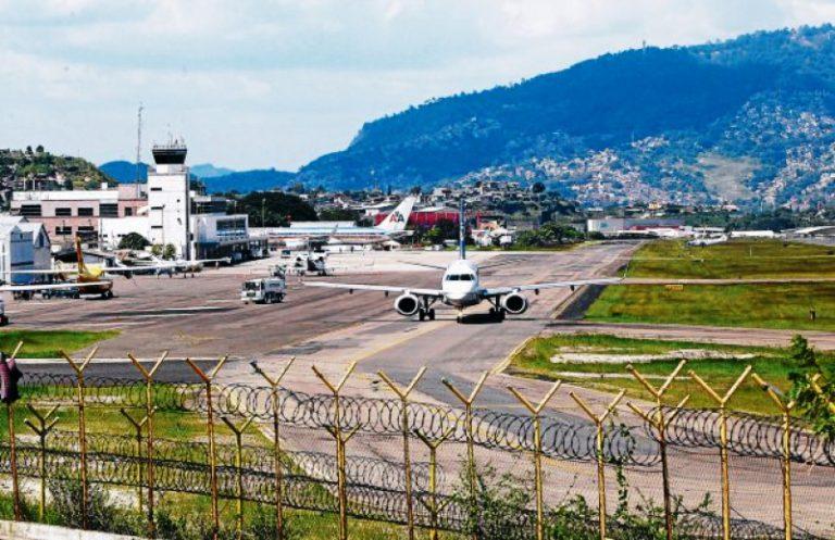 Toncontín dejaría de operar vuelos internacionales en tres meses