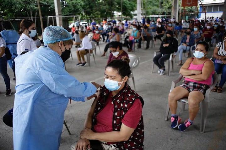 COVID vacunación martes Honduras
