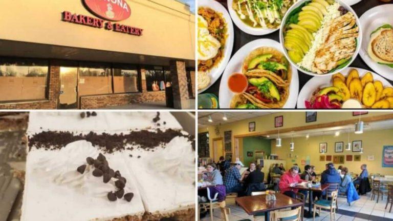 Hondureños triunfan en EEUU con restaurante de comida nacional