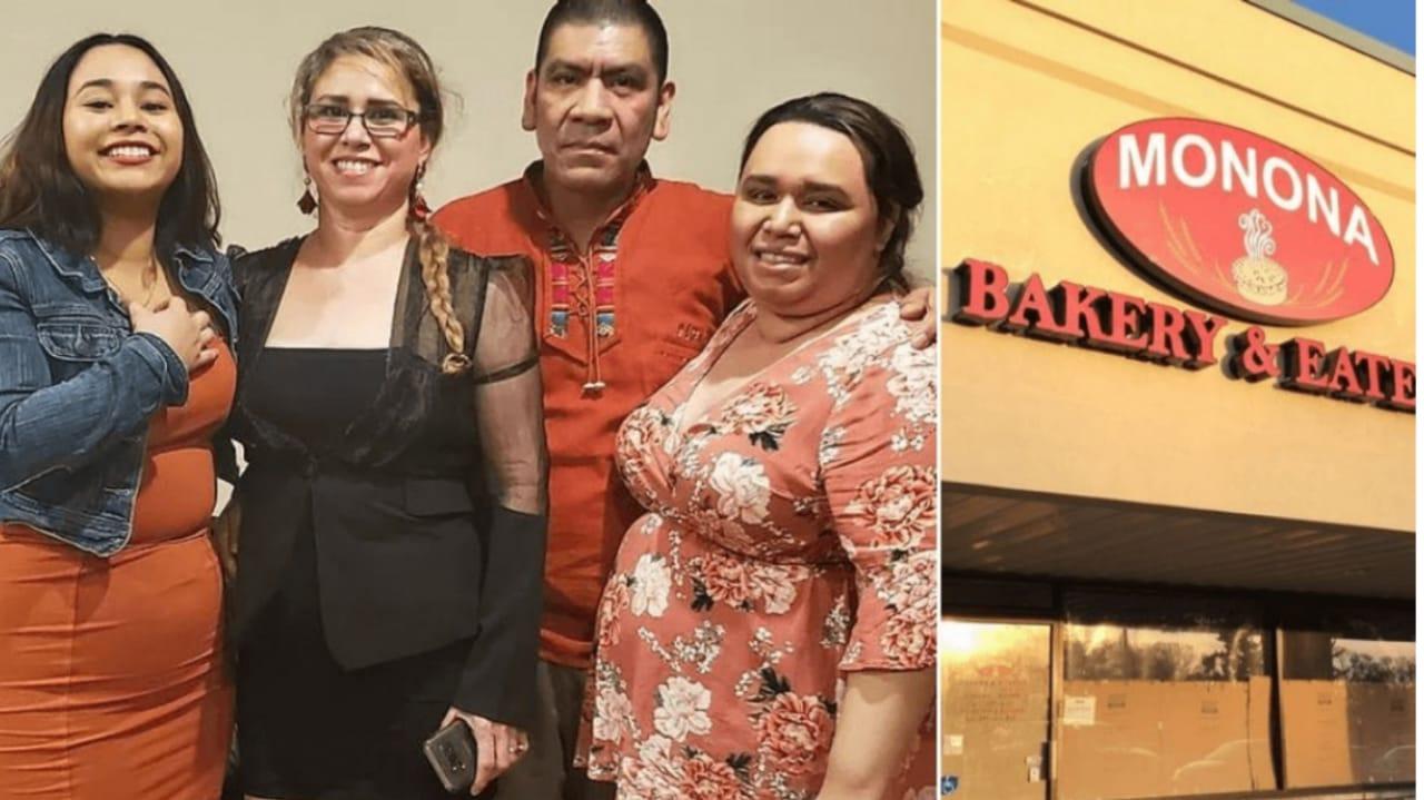 familia hondureña triunfa en EEUU