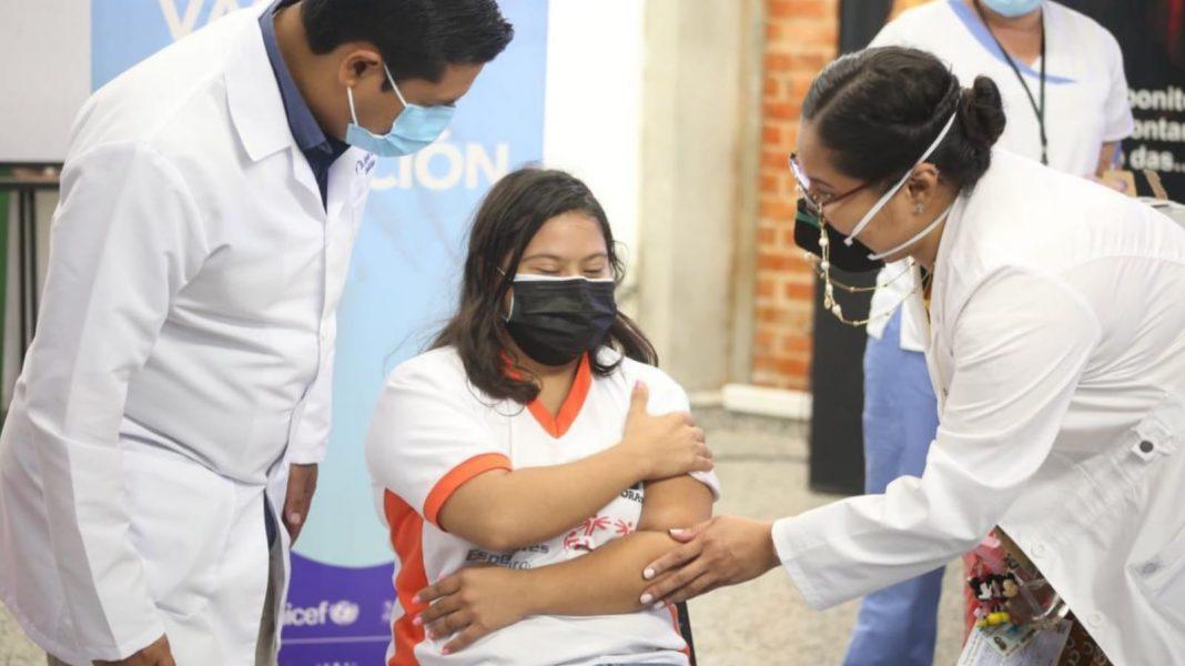 vacunación jóvenes SPS