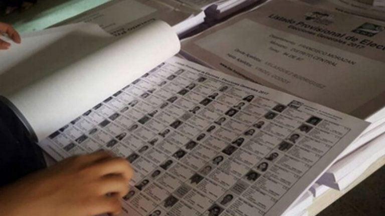 RNP habilita página para ver cambio de centro de votación