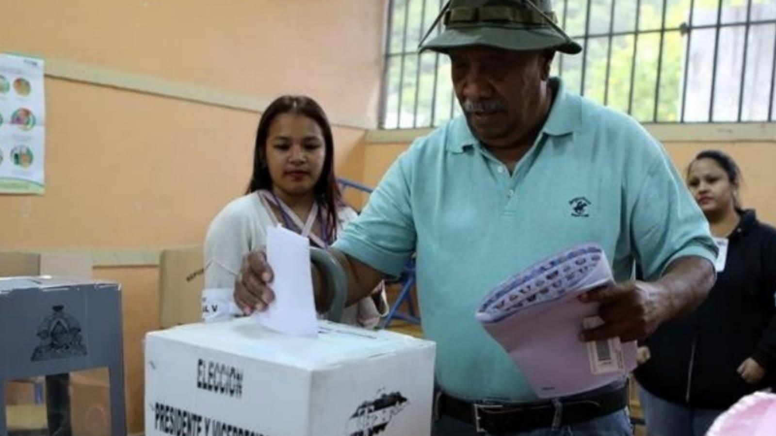 RNP cambio centro de votación