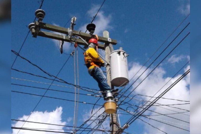 MARTES: anuncian cortes eléctricos para El Paraíso y Yoro
