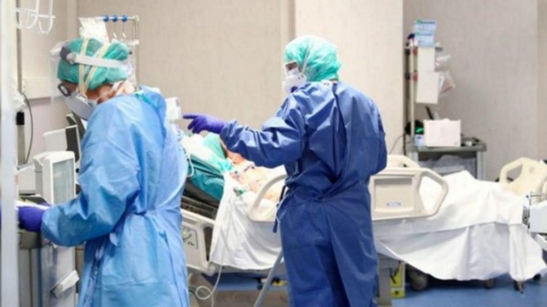 enfermeras fotos pacientes COVID