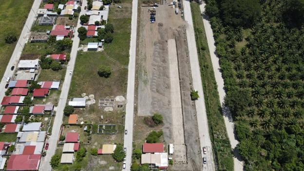 Arranca en Choloma construcción viviendas 100 % donadas
