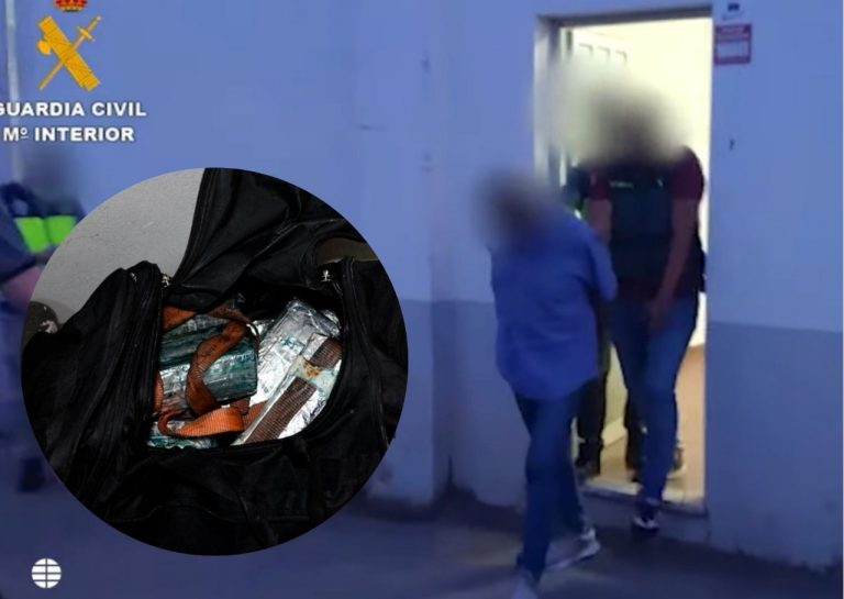 Detienen a anciana de 79 años que lideraba grupo de narcos