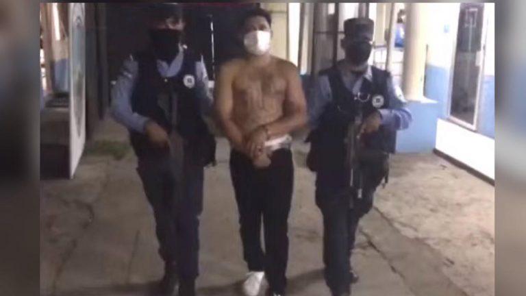 """Capturan a """"pandillero"""" que se habría fugado de """"El Pozo"""" en 2016"""
