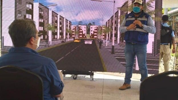 El proyecto fue presentado ante el presidente Hernández.