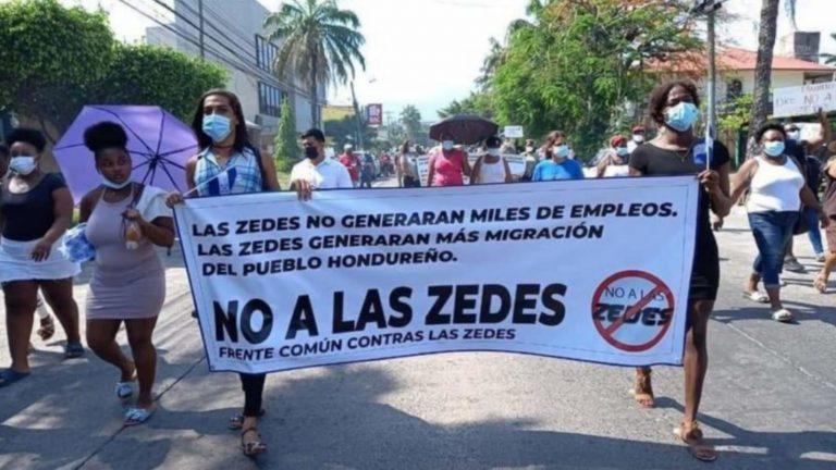 Repudio a las ZEDE: Centrales obreras anuncian manifestación