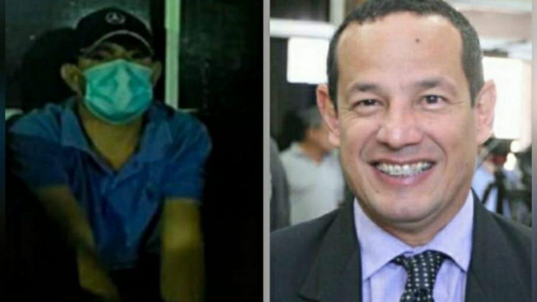 asesino de abogado Melvin Bonilla