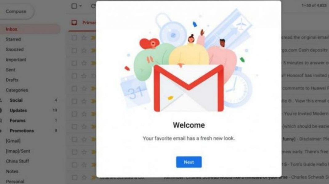 recuperar una cuenta de Gmail