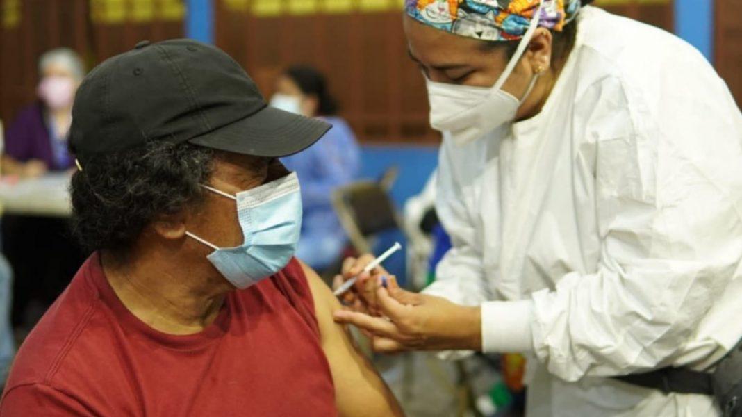 Vacunación covid-19 en honduras jueves