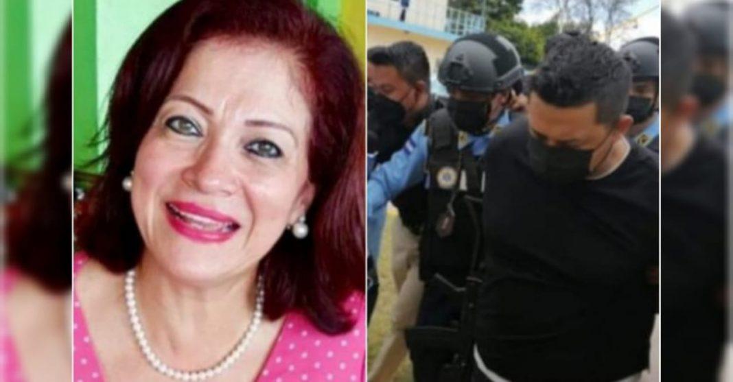 acusado detención judicial Carolina Echeverría