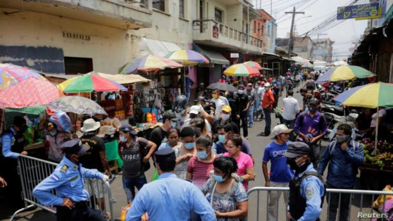 Emiten nuevo comunicado y extienden toque de queda en Honduras
