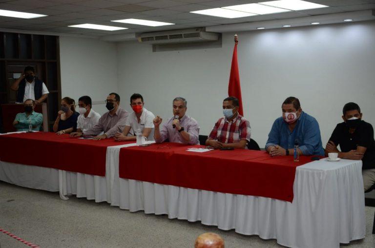 CCEPL apoya decisión de diputados: retirarse de sesiones