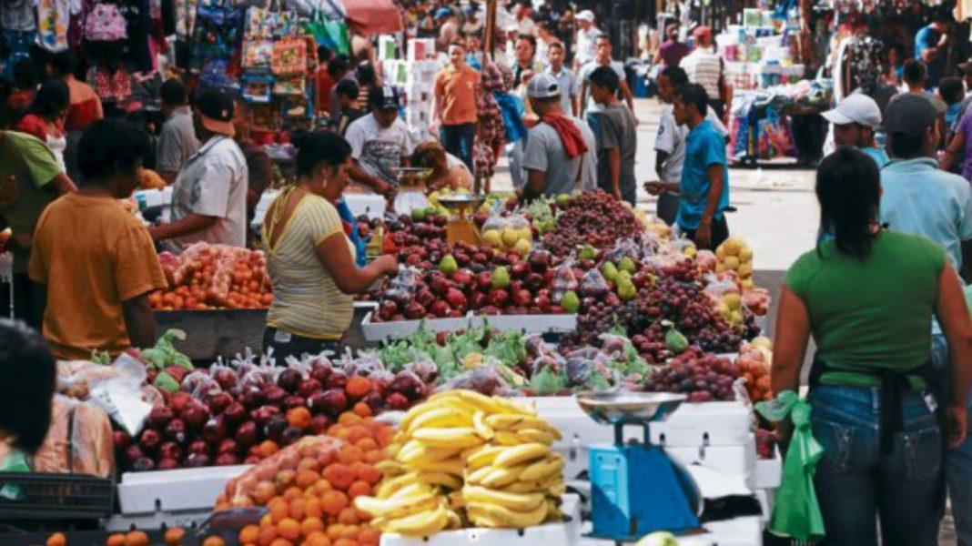 actividad económica de Honduras