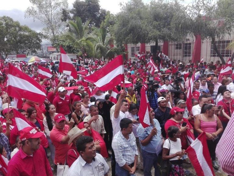 Dirigente: «Pueblo espera propuestas, no payasadas o tiktoks»