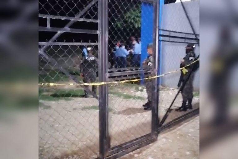 Choloma: A balazos acribillan a dos personas en Río Bijao
