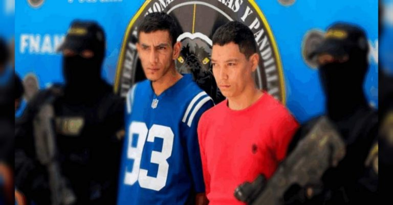 Condenan a pandilleros por reclutar a niños para cobrar extorsión