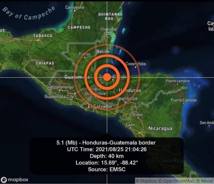 Experto: Réplicas del sismo de 5,2 seguirán pero más suaves