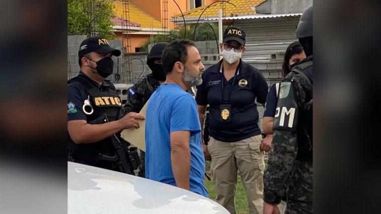 En residencial, capturan a exsupervisor de obras civiles del IHSS