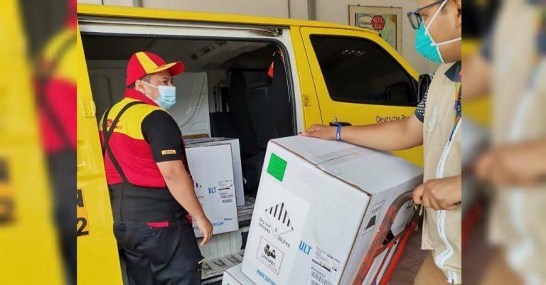 Honduras recibe otras 52 mil dosis de Pfizer para combatir COVID