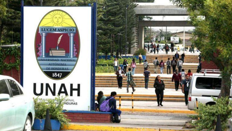 """Aprueban """"pírrico"""" ajuste al presupuesto de la UNAH para 2022"""
