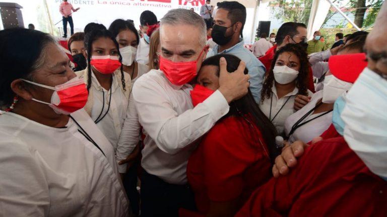 Yani al iniciar campaña: Daré la batalla por cada hondureño