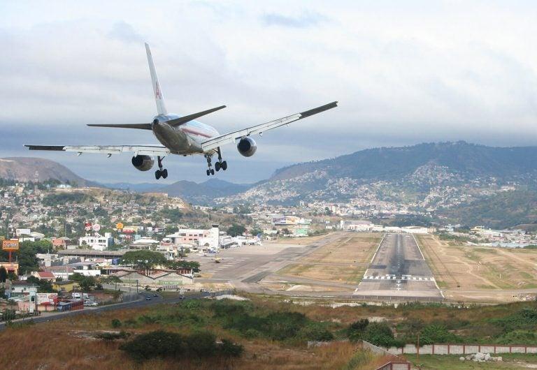 Aeropuerto Toncontín quedaría solo para vuelos nacionales