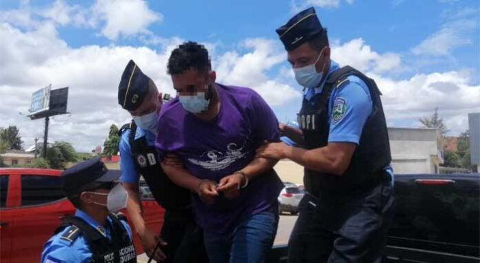 Prisión preventiva a segundo implicado en incendio de embajada
