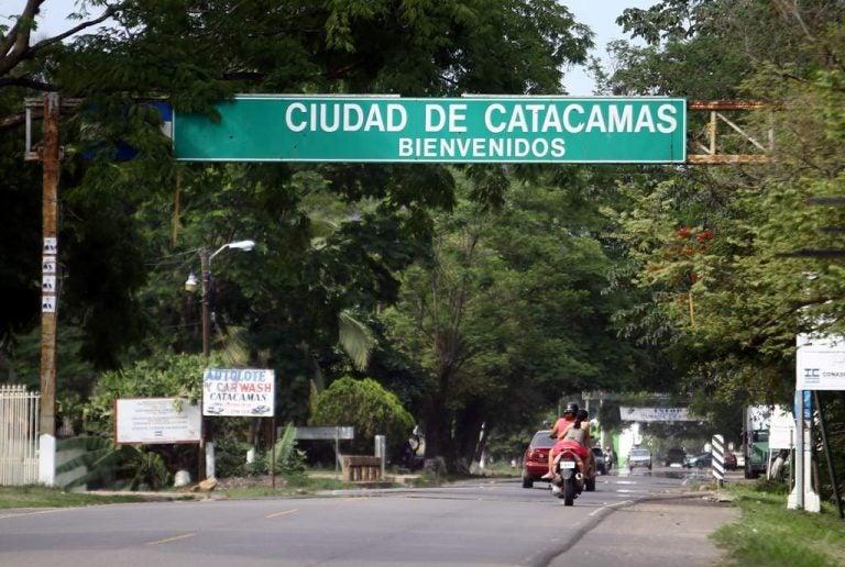 OV-UNAH: Catacamas se está sumando a los municipios más violentos
