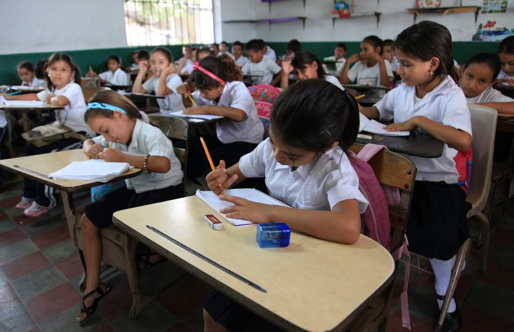 Clases semipresenciales en Honduras