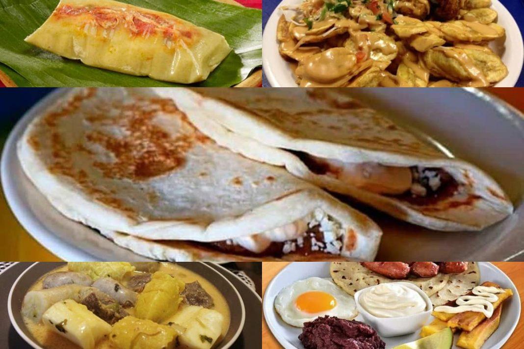 La gastronomía hondureña destaca
