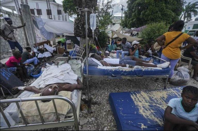 Terremoto y tormentas: el interminable calvario de Haití