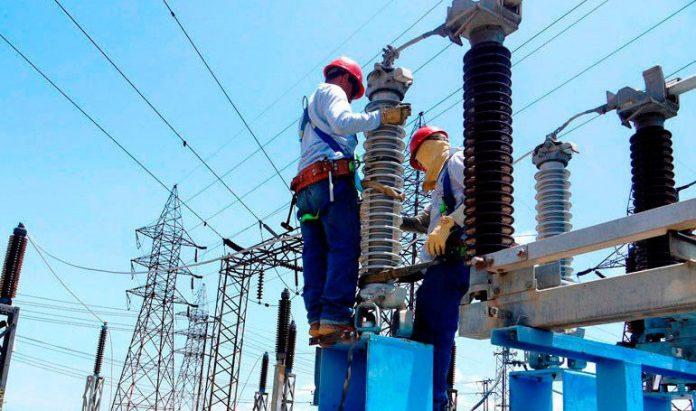 Cortes de energía en Honduras este jueves 12 de agosto de 2021