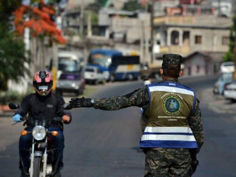 Honduras: Seguridad extiende toque de queda hasta el 08 de agosto