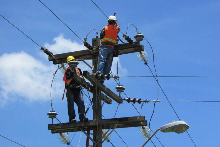 Cortes de energía en Honduras este jueves 9 de septiembre de 2021