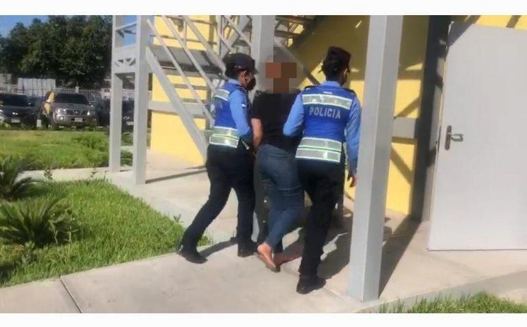 SPS: Cae mujer que atropelló a hombre y se fugó; andaba ebria