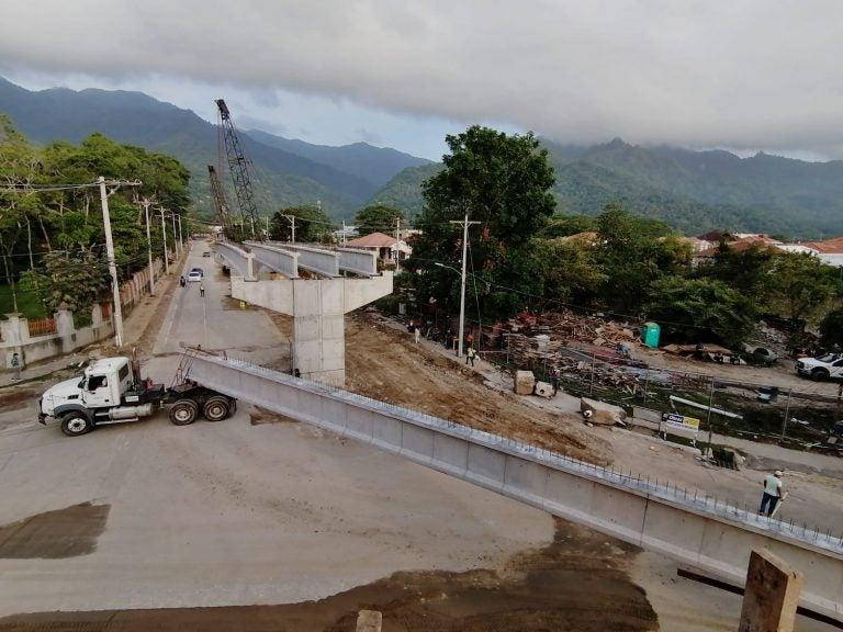 Alcaldía de SPS alcanza 60 % en construcción de Paso Merendón