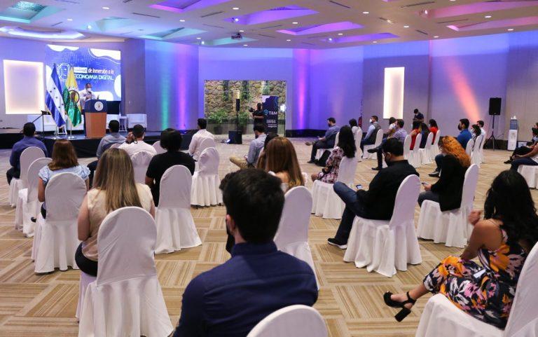 Alcalde de SPS lanza Programa de Inmersión a la Economía Digital