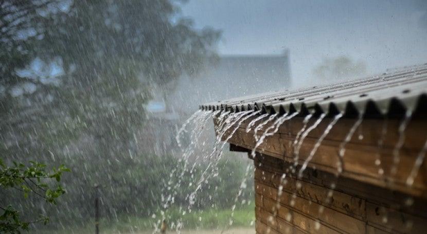 Lluvias en agosto en Honduras