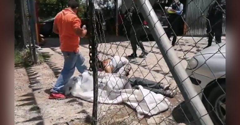 """Hato de Enmedio: en """"car wash"""" matan a un hombre a disparos"""