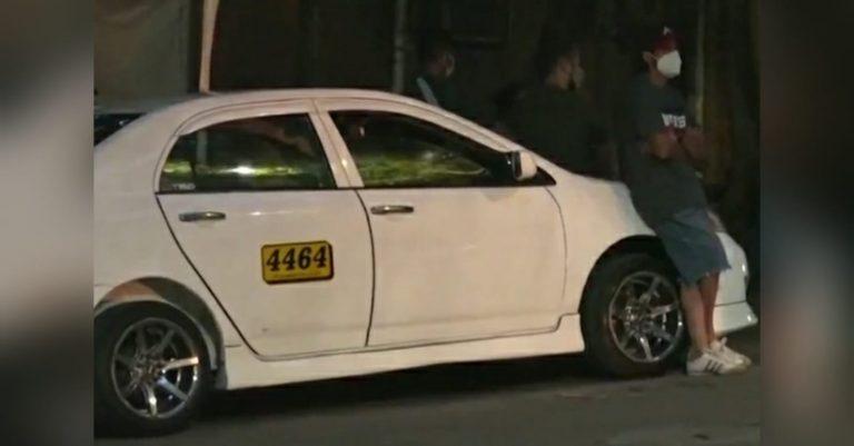 TGU: niña de 2 años muere al caer de taxi y ser arrollada