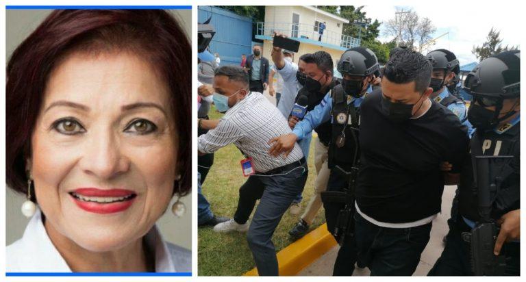 Capturan a implicado en muerte de exdiputada Carolina Echeverría